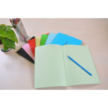 Colored Paper Notebook