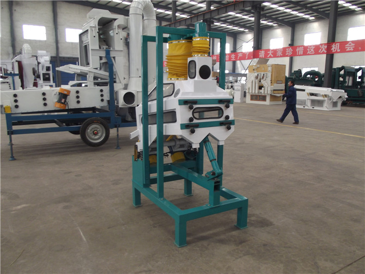 Maize Stone Separator Machine