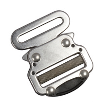 SS833 Stainless Steel Side Quick Release Buckle
