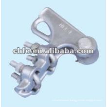 Aluminium alloy tension clamp (bolt type)