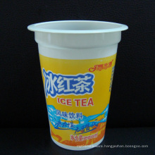 Good Quality of Disposable PP Cup in White Color for Milk