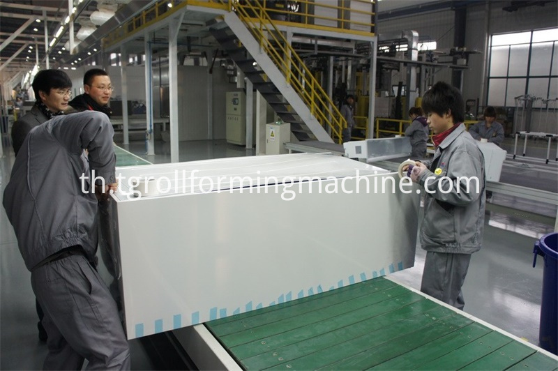 Refrigerator Side Plate Sheet Metal Forming