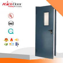 ASICO Commercial Fire Rated Fireplace Steel Door With UL Certified