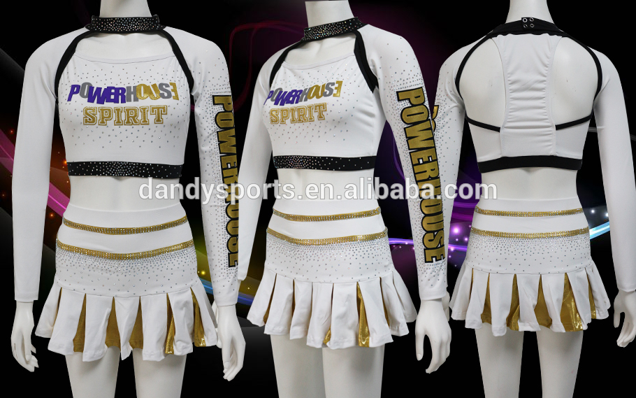 cheer competition outfits
