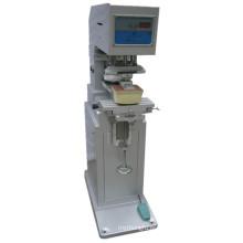 Máquina de impresión grande del cojín de la taza de la tinta del tamaño de impresión TM-1525