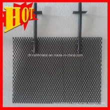 Titanium Anode for Electrolysis with Longer Working Life