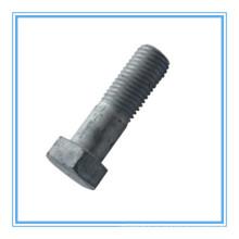 DIN960 болт с шестигранной головкой с мелким шагом резьбы