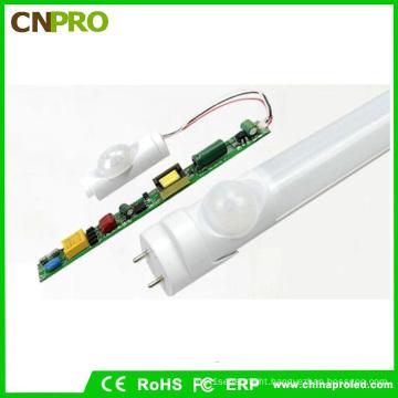 High Power Price LED Tube Light T8 PIR Sensor LED Tube Light