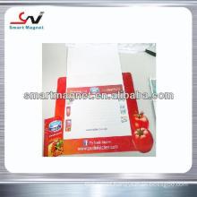 hot sale Any shapes PVC soft personalized fridge magnets