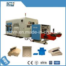 Manual-Auto Integrated Automatic Die Cutting Machine