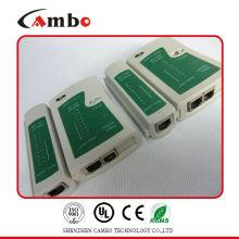 Made In China lan cable tester prices H52 RJ45 RJ11 Cat-5 Cat-6 Cable Network LAN Cable Tester
