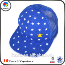 China Factory Supply Embroidery Mesh Cap