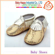 Nouveaux mocassins infantiles chaussures chaussures enfant