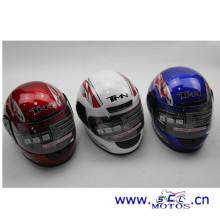 SCL-2014070003 design de venda quente peças de capacete personalizado para motocicletas CASCO DE SEGURIDAD