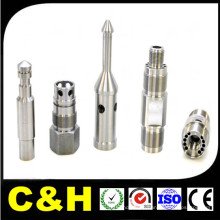 CNC Machining Turned Turning Parts for Electronic Cigarette