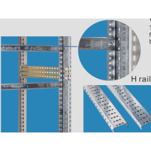 Height Rail for Blank Front Plate