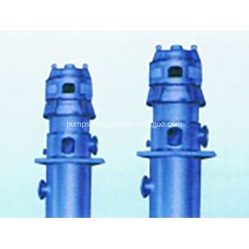 vertical pump Installation