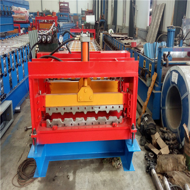 Aluminium Profile Making Machine