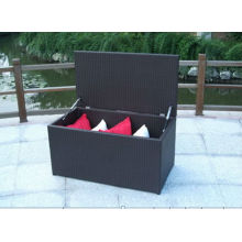 Aluminum Rustproof Frame Lowest Price Wicker Rattan Box Furniture