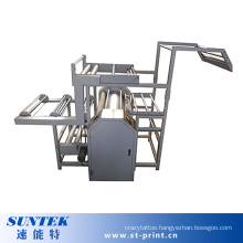 380V Multicolour Roll to Roll Lanyard Ribbon Printing Machine