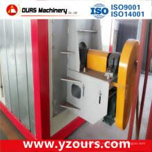 Forno industrial de secagem / cura para linha de revestimento