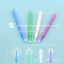Dental Material Disposable Dental Micro Applicator / Dental Micro Brush From China Manufacturer
