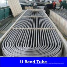 Tubo de curvas en U de acero inoxidable de 304 / 304L