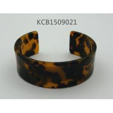Leopard Bracelet with Glass Fashion Jewelry
