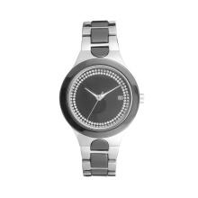 Relógio de alta qualidade da forma do OEM do projeto da promoção para a senhora, prova da água 3ATM, movimento de Japão