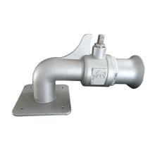 OEM и ODM литья продукции из нержавеющей стали из нержавеющей стали специальный клапан