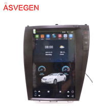 Android8.1 Tesla Screen Wholesale Mult-media 32G Car Video Player For LEXUS ES350/330/300