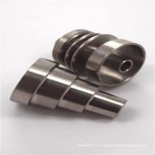 Титановый гвоздь для табака с универсальным бездоменным Hexadab (ES-TN-029)