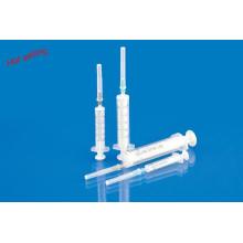 Einweg-2-teilige Spritze mit CE ISO13485 GMP