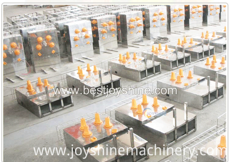 Type Orange Juicer Machine 09
