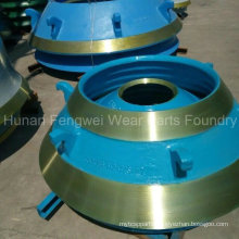 Crusher Parts Ore Mining Equipment Spare Parts