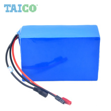 Power 12s4p 44.4v 10ah Lithium Ion Rechargeable Battery Pack Customized Flexible Battery Pack.
