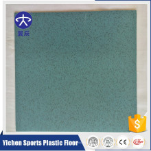 PVC-Sport-Boden für Krankenhaus, PVC-Vinyl-kommerzielle Bodenbelag-Rolle