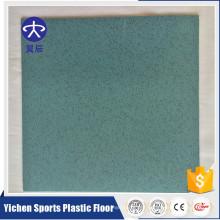 PVC Sports Floor For Hospital, PVC Vinyl Commercial Flooring Roll