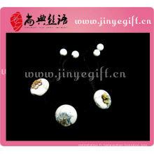 Bracelet noué à la main en pierre gemme de Shangdian