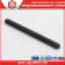 High Strength Black B7 B16 Stud Bolt / Threaded Rod