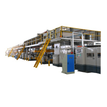 Cardboard Corrugated Carton Box Making Folding and Gluing Machine Production Line Automatic Packaging Line Paper Cardboard