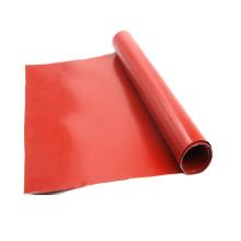 Couverture anti-feu en fibre de verre enduite de silicone haute température