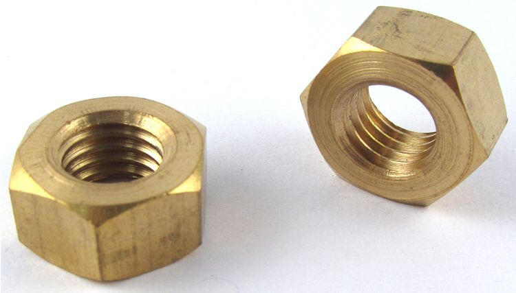 Stainless Steel Nut