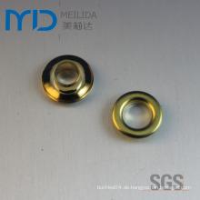Metallösen und Ösen für Kleidungsstücke, Messingösen