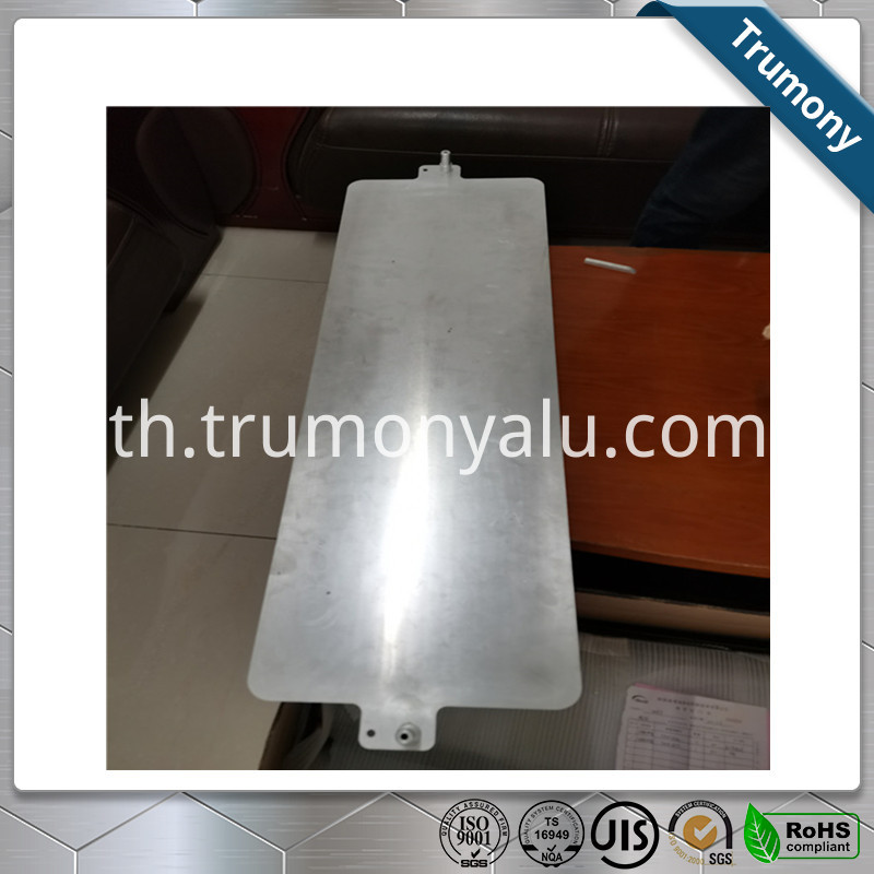 3003 Liquid Cooling Aluminum Sheet
