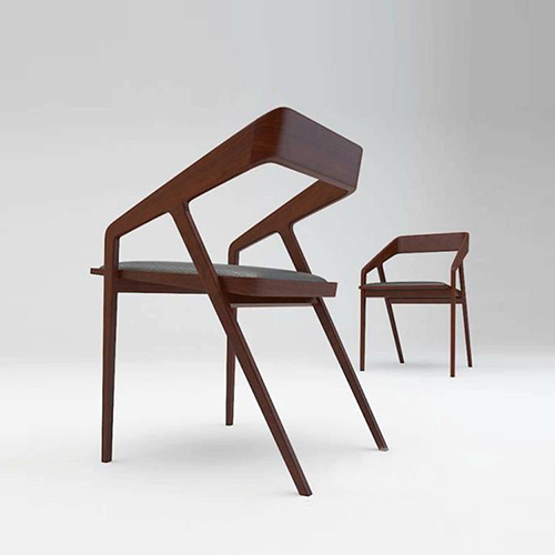 Katakana Dining Chair