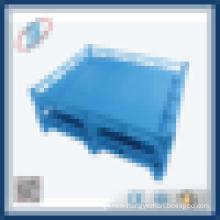 4 Way Double Customized Steel Pallet
