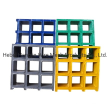 Factory Supply FRP Steel Grating, 30X30mm