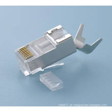 Cat7 RJ45 FTP Plug / Modular Plug