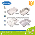 Restaurant aluminium effectuer des conteneurs